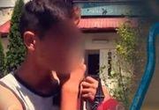 VIDEO | Minori din Vaslui sechestrați într-o dubă și bătuți cu bestialitate