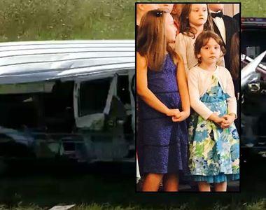 Trei surori românce, 6, 7 şi 8 ani, au murit într-un groaznic accident. Mama lor era la...