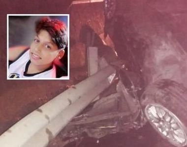 Copil ucis de propriul tată în timp ce era live pe Facebook