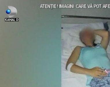 VIDEO | Pacientă supusă la tratamente inumane