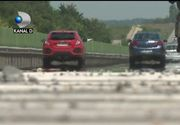VIDEO | Autostradă cu trambuline