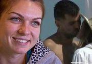 VIDEO   Simona Halep cu iubitul la mare