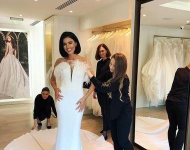 Adelina Pestritu, rochii de nuntă de 40.000 de euro! Va avea două ținute spectaculoase!...