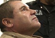 """""""El Chapo"""" a fost transferat într-o închisoare de maximă siguranţă din Colorado"""
