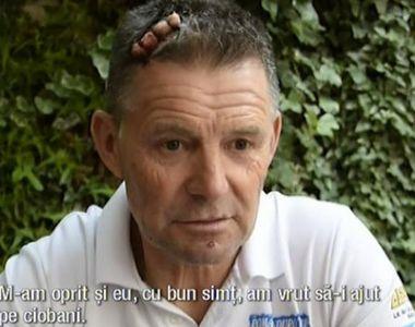 VIDEO | Belgianul bătut de 3 ciobani, declarații uimitoare la o zi de la incident! Dă o...
