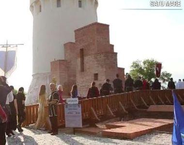 VIDEO | Epoca medievală revine la viață în acest weekend