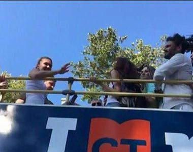VIDEO | Imagini inedite din Constanța! Simona Halep a fost ovaționată la scena...