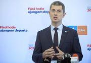 Alianţa 2020 USR-PLUS a anunţat oficial candidatura lui Dan Barna la alegerile prezidenţiale. Barna: Obiectivul este ca eu să ajung în turul al doilea