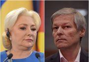 """Replici Dăncilă-Cioloş, pe tema performanţelor: """"Când ai un guvern zero şi vorbeşti de performanţe, e cam greu de acceptat"""""""