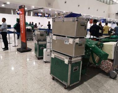 Avionul în care se afla echipa Palmeiras, probleme la aterizare! Unor jucători li s-a...