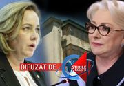 VIDEO | Carmen Dan și Viorica Dăncilă, cândva bune prietene și vecine de bloc, mai târziu colege, iar acum rivale! Reportaj inedit din orașul natal