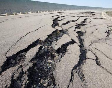 Serie bizară de cutremure. Adâncimea extrem de mică a generat alertă la INFP