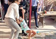 Cazul Sorina. Avocatul familiei Șărămăt a făcut plângere penală pentru...răpire! Fetița a fost dusă în SUA