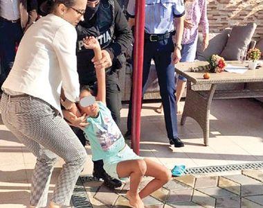 Cazul Sorina. Avocatul familiei Șărămăt a făcut plângere penală pentru...răpire! Fetița...
