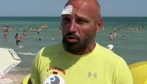 VIDEO | Prima declarație a salvamarului bătut pe un turist străin! Ce s-a întâmplat, de fapt, între cei doi