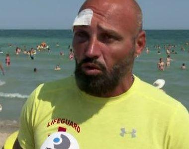 VIDEO | Prima declarație a salvamarului bătut pe un turist străin! Ce s-a întâmplat, de...