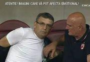 VIDEO   Momentul în care lui Eugen Neagoe i s-a făcut rău a fost filmat! Imagini de groază cu resuscitarea antrenorului de la Dinamo
