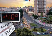 VIDEO | Un val de aer saharian a lovit Capitala! Temperaturile se resimt până la 40 de grade