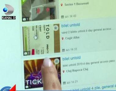 VIDEO | Țeapă la Untold! Un escroc vindea bilete false de ani de zile