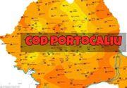 Cod portocaliu de inundaţii pe râuri din judeţele Prahova şi Braşov