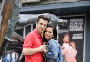 Andi Moisescu și Olivia Steer, prinși de furtună în Grecia! Prezentatorul a postat imagini de după dezastrul natural