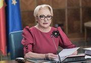 E oficial! Viorica Dăncilă este candidatul PSD la alegerile prezidențiale