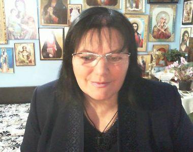 """Maria Ghiorghiu, în doliu. Prezicătoarea este devastată de durere: """"Zbor lin suflet..."""