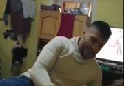 Anchetă în cazul bărbatului din Vrancea filmat în timp ce batjocorește o fetiță