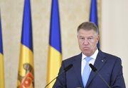 Preşedintele Klaus Iohannis anunţă promulgarea legii privind votul în diaspora