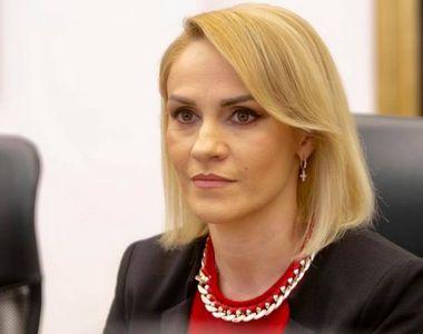 Gabriela Firea, după şedinţa CEx: Cu siguranţă voi candida la Primăria Capitalei