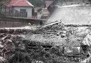 VIDEO | Viituri devastatoare în peste jumătate de țară! Puhoaiele au o putere înspăimântătoare: Au măturat o localitate întreagă