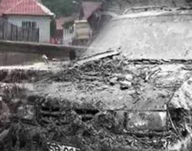 VIDEO | Viituri devastatoare în peste jumătate de țară! Puhoaiele au o putere...