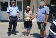 O bătrână de 83 de ani a găsit pe stradă o pungă cu 13.400 de lei. Cui aparțineau banii
