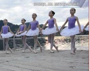 VIDEO | Tabăra de balet pentru copii. Cât costă și ce ateliere oferă