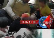 VIDEO | Situație revoltătoare în cazul fetiței abuzate de tatăl vitreg. Copilul s-a aflat în pericol  și miercuri. Declarațiile mamei sunt halucinante