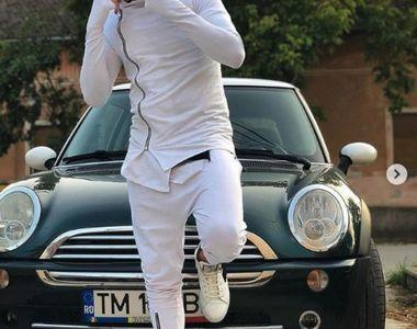 Alex Zănoagă de la Puterea Dragostei și-a luat mașină!? Uite cum s-a fotografiat lângă...