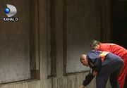 VIDEO | Un bărbat s-a aruncat în fața metroului în stația Izvor