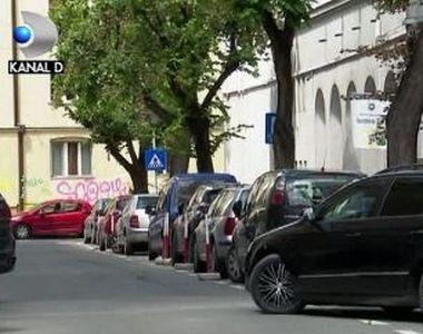 VIDEO   Aplicația pentru parcări, lansată la Cluj. Explicațiile primarului Emil Boc