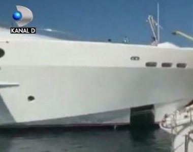 VIDEO   Scenă șocantă într-un port din Italia, după ce un iaht a scăpat de sub control