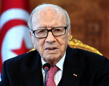 Preşedintele tunisian Beji Caid Essebsi a decedat