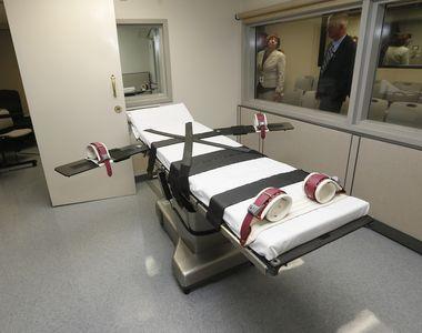 SUA: Guvernul decide primele execuţii după aproape 20 de ani