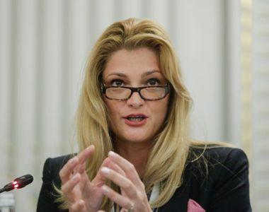 Ramona Mănescu: Sunt prima femeie ministru al Afacerilor Externe în România, vin după...
