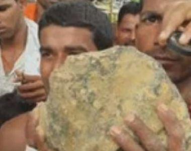 Momente de groază pentru câțiva săteni care munceau pe câmp. Au văzut un meteorit...