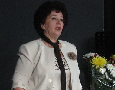 Doliu în muzica românească: A murit cunoscuta soprană Georgeta-Elena Pinghiriac