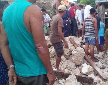Filipine: Opt morţi şi 60 de răniţi în urma a două cutremure
