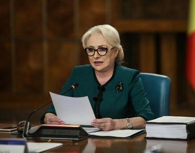Viorica Dăncilă: Analizez posibilitatea convocării unui referendum pentru înăsprirea...