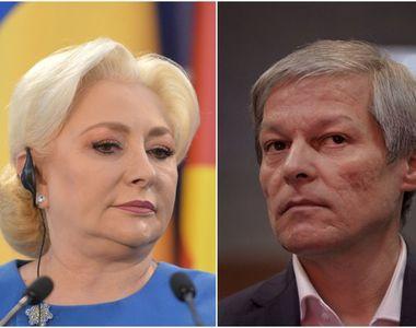 Reacția lui Cioloș la lansarea ideii unui referendum pe care a făcut-o Viorica Dăncilă