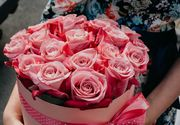 De ziua ei, daruieste-i iubire si … un cos cu flori deosebite!
