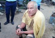 Cum arăta în 2012 casa criminalului din Caracal! În fața imobilului în care Gheorghe Dincă a ucis două fete se afla mai mereu câte un morman de gunoi FOTO