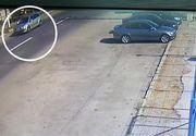 Imaginile terifiante cu mașina criminalului de la Caracal imediat după ce Alexandra s-a urcat în ea